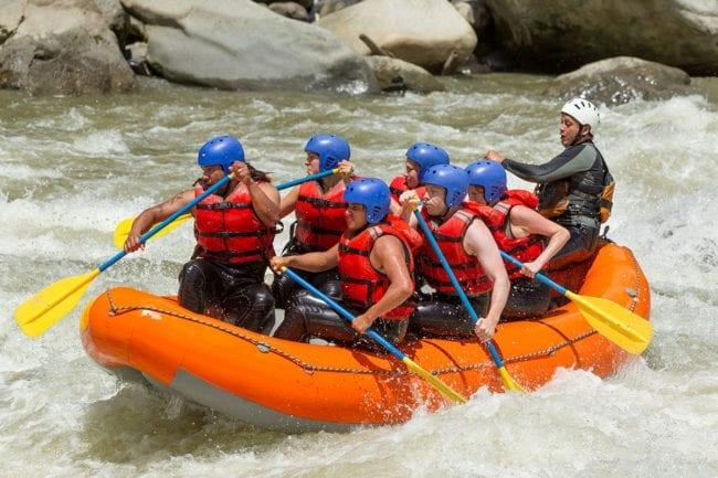 Actionsport im Sommerurlaub in Radstadt, Salzburger Land