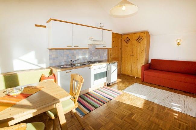 Ferienwohnung für 2 – 4 Personen im Apartmenthaus – Urlaub am Bauernhof in Radstadt - Ferienhof Kasparbauer