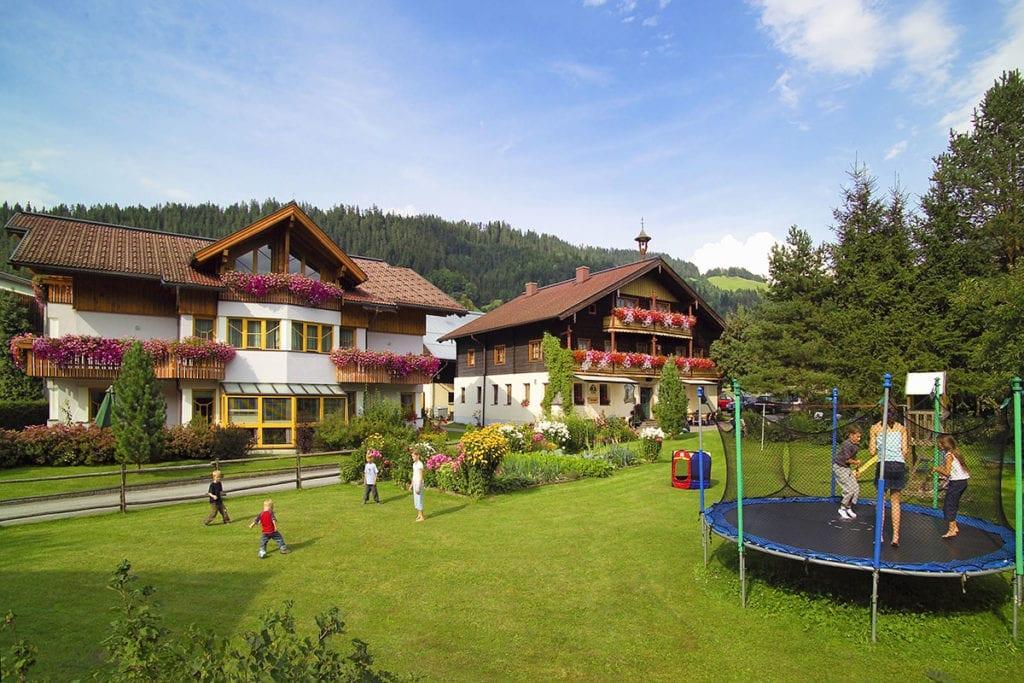 Urlaub am Bauernhof in Radstadt, Salzburger Land - Ausstattung