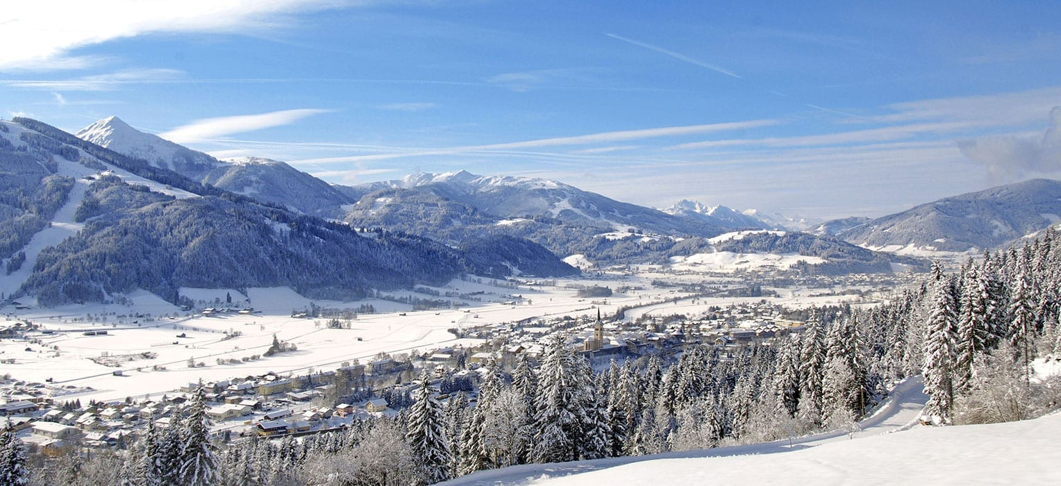 Winter- & Skiurlaub in Radstadt, Salzburger Land