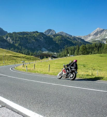 Ausflugsziel - Route 99, Motorradurlaub in Salzburg