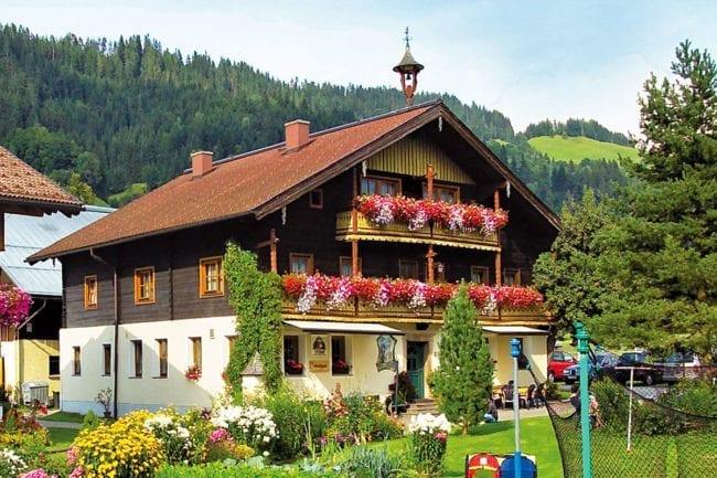 Bauernhaus - Kasparbauer in Radstadt