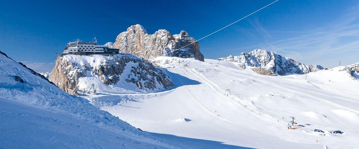 Dachstein-Gletscher - Ausflugsziele