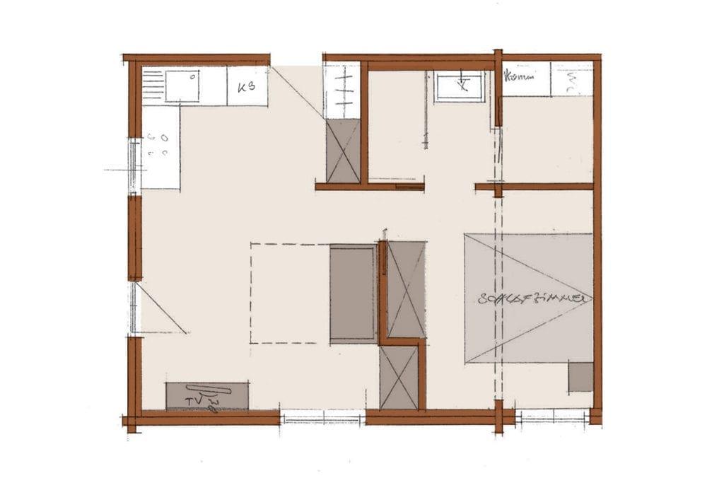 komfortable ferienwohnungen f r 2 bis 8 personen in radstadt. Black Bedroom Furniture Sets. Home Design Ideas