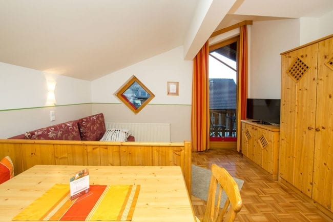 Ferienwohnung - Urlaub am Bauernhof in Radstadt - Ferienhof Kasparbauer