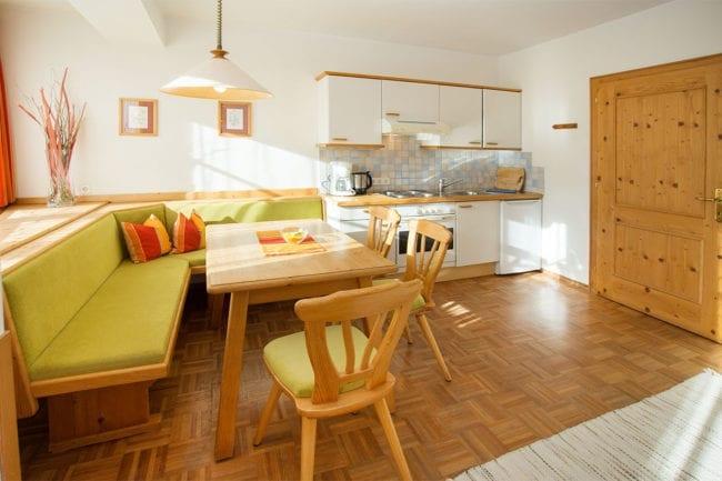Ferienwohnung für 4 – 6 Personen im Apartmenthaus – Urlaub am Bauernhof in Radstadt - Ferienhof Kasparbauer
