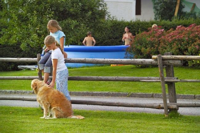 Urlaub am Bauernhof in Radstadt, Salzburger Land - Kinderparadies - Garten, Kinder, Hund & Pool