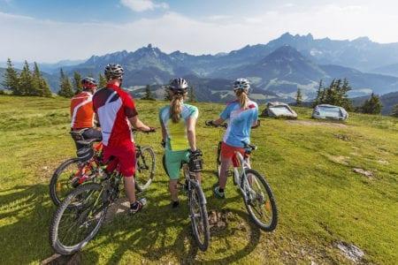 Urlaub am Bauernhof in Radstadt, Salzburger Land - Radfahren im Bauernhofurlaub
