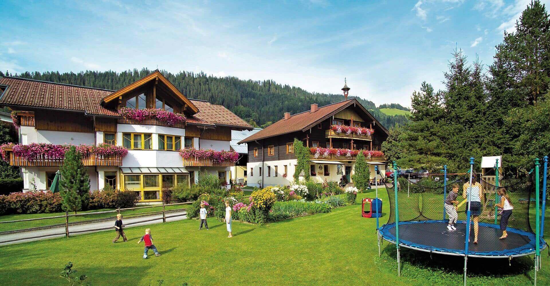 Urlaub am Bauernhof in Radstadt - Ferienhof Kasparbauer
