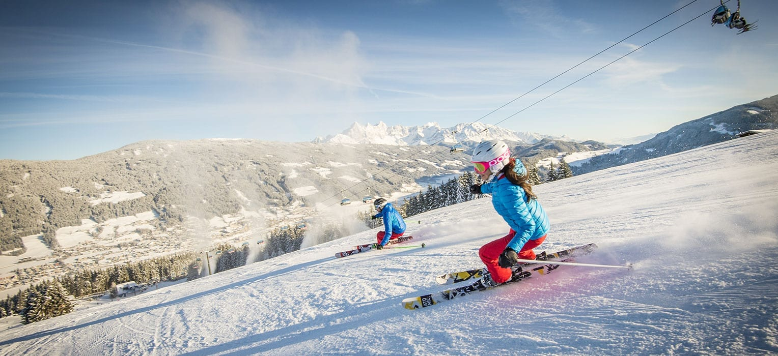 Skifahren & Snowboarden im Winterurlaub in Radstadt, Salzburger Land